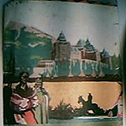 "Vintage CPR 1927 Souvenir Booklet ""Resorts in The Canadian Rockies"""