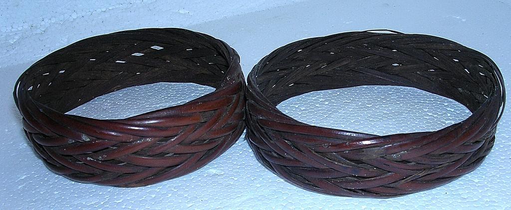 Papua New Guinea Warrior Armband Set