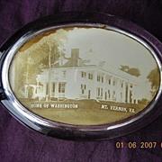 "Vintage Paper Weight ""Mt. VERNON VA Home of Washington"""