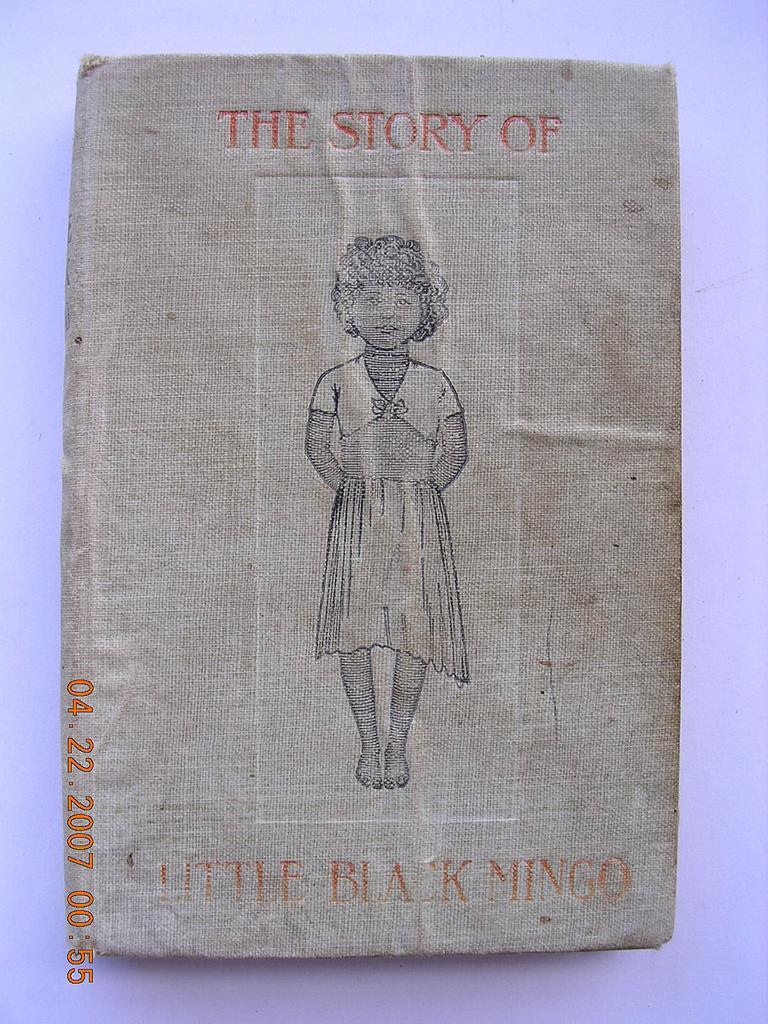 1902 The Story of Little Black Mingo