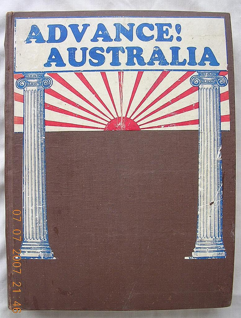 "Vintage ""Advance Australia Fair"" Magazines January -December 1928"