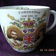 Late Foley SHELLEY 1911 Coronation Cup