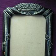 Fabulous Art Deco Bakelite Picture Frame Circa 1930's