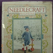1922 Vintage NEEDLECRAFT Magazine