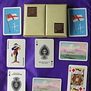 Vintage Shipping Playing Cards 'SHAW SAVILL LINE'
