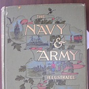 The Navy & Army Illustrated Magazine May - October 1897