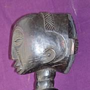 LUBA HEMBA Ancestral Figurine Early 20th Century