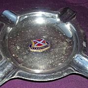 M.V. WESTRALIA Souvenir Ashtray - Huddart Parker Line