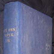 BOYS Own Paper Annual XIV - 1891-1892