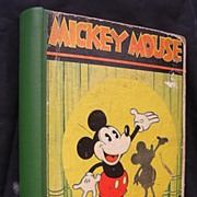 Mickey Mouse Movie Stories Book 1931 Dean & Son