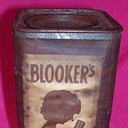 Rare BLOOKER'S Old Dutch Cocoa Tin