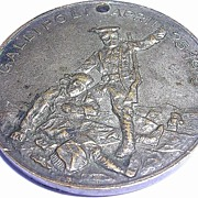 SOLD Australian GALLIPOLI Commemorative Medallion