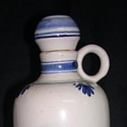 Blue DELFT'S Handpainted Crock
