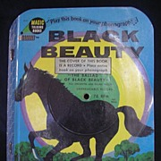 1955 Magic Talking Book ' Black Beauty'
