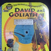 Magic Talking Book 'David and Goliath'