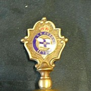 S.S. ORSOVA - Orient LINE -Souvenir Bottle Stopper
