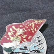 Vietnam War - VIET CONG - Fall of Saigon 1975 - Rare Badge