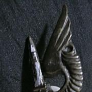 Vietnam War ARVN -  SF Paratrooper Jump Status  Badge