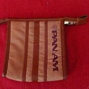 Retro PAN AM Toilet Bag