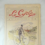 Le CYCLE 1894 Front Cover