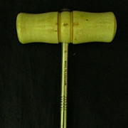 Victorian Bone Handled Boot Pull