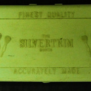 Silvertrim Darts Cased Set of Darts & Flights
