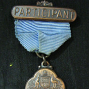 Australian Commonwealth Jubilee Participant Medal 1951