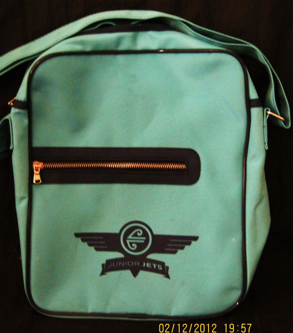 AIR NZ  'Junior Jets'  Child's Airline Bag
