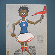 Black Americana - The Yachting Girl