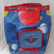 SOLD British Airways 'Skyflyers'  Cabin Bag