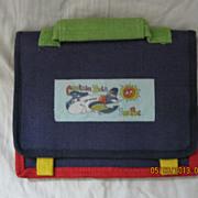 SOLD Air Pacific 'Fun Pac' Kids Cabin Bag