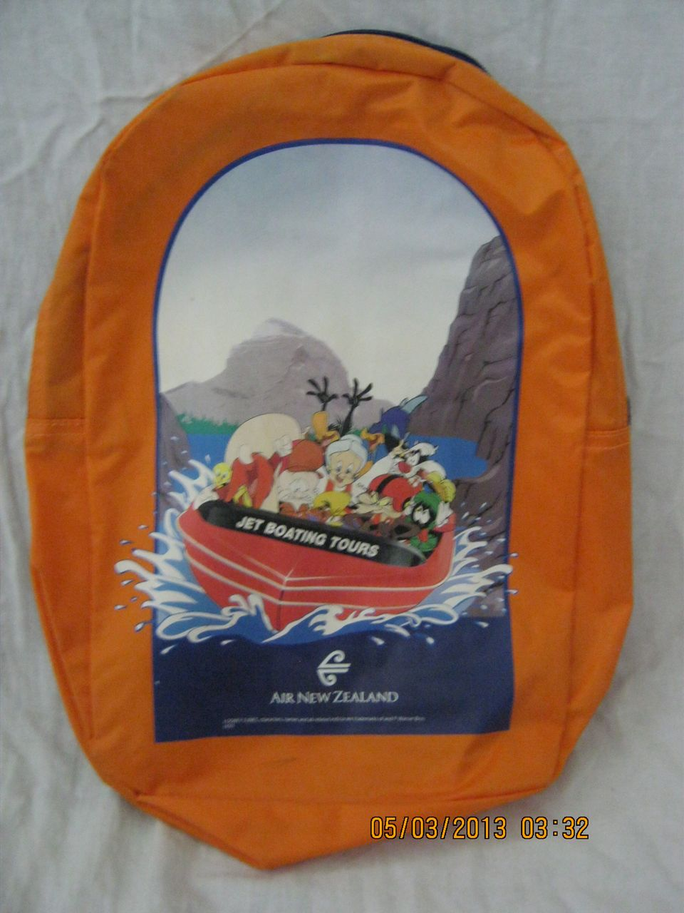 Air New Zealand Kids Cabin Bag