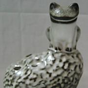 Howard Pierce Pottery - Frog On A Stone