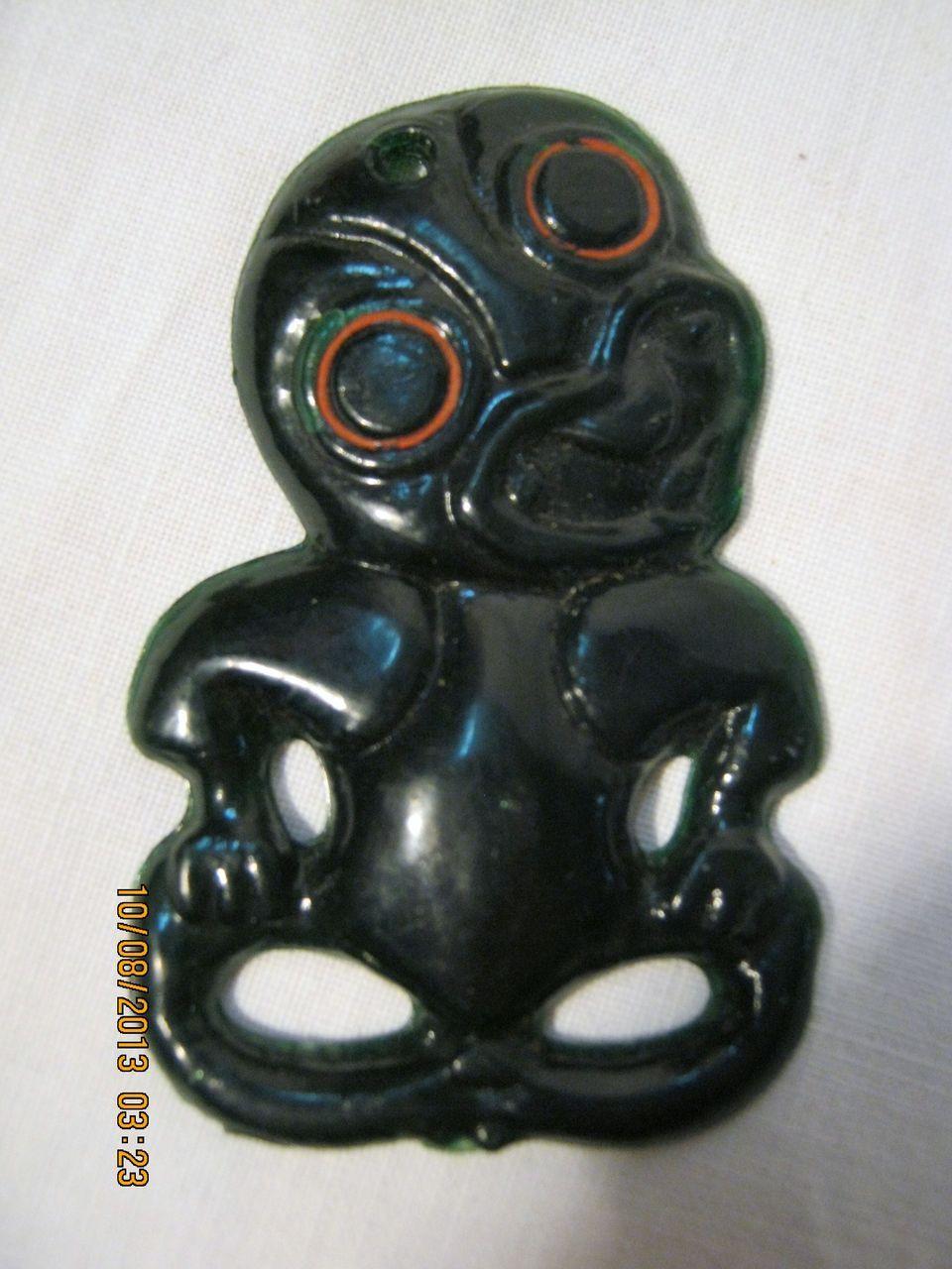 AIR NZ Plastic Souvenir Tiki