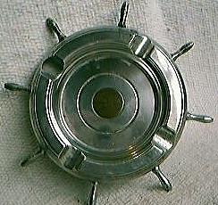 SS Sydney Star Ashtray