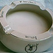 Glenfiddich Whisky Ashtray