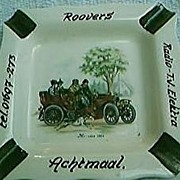 Roovers Advertising Ashtray