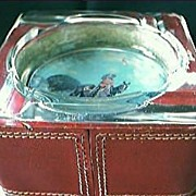 Mounties Souvenir Ashtray