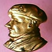 WW11 Patriotic Pin Fieldmarshall Bernard Montgomery