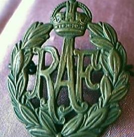Royal Air Force Badge
