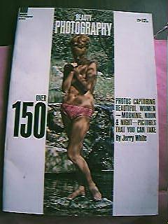 1964 Beauty Photography Magazine