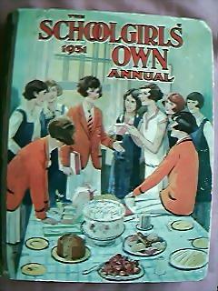 Schoolgirls Own Annual 1931