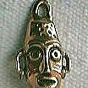 Native Woman  Copper Bottle opener