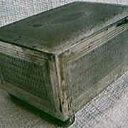 Capstan Cigarette Box