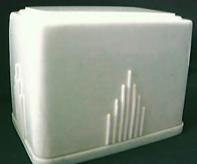 Art Deco 1920's Bakelite Cigarette Dispenser