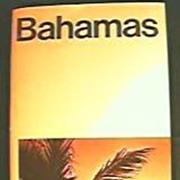 Vintage BOAC Brochure on Bahamas