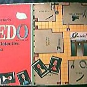 CLUEDO The Great Detective Game 1960's