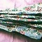 Vintage English Cloth Parasol