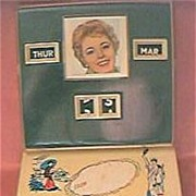 "1950's Desk Calendar ""Rosemary Clooney"" Maybe"