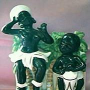 The Dancing NEGRO Girls Circa 1950's